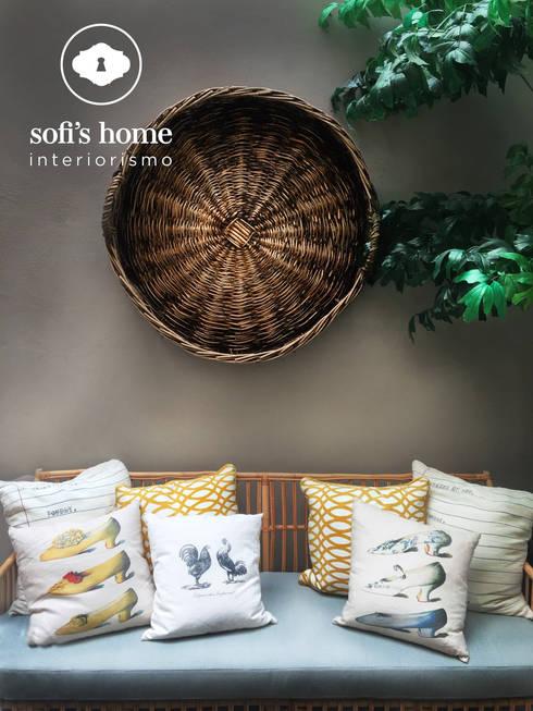 Garden  by Sofi´s Home interiorismo