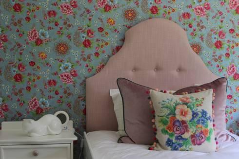 Little Girl's Room - Kloof: eclectic Nursery/kid's room by Taryn Flanagan Interiors