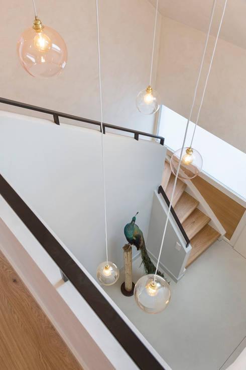 umbau eines einfamilienhauses o68 - Farbakzente Interieur Einfamilienhaus