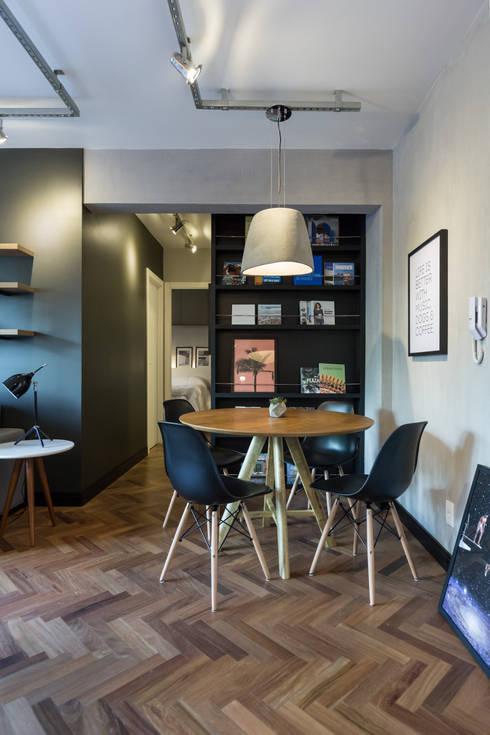 غرفة السفرة تنفيذ K+S arquitetos associados