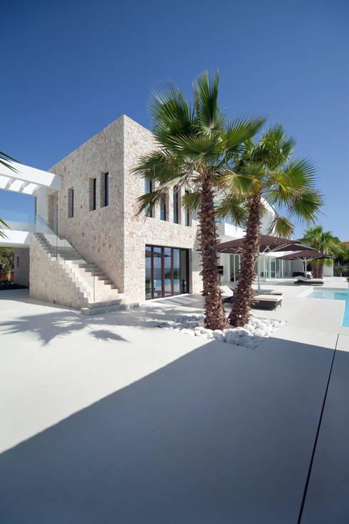 Terrazas de estilo  por jle architekten