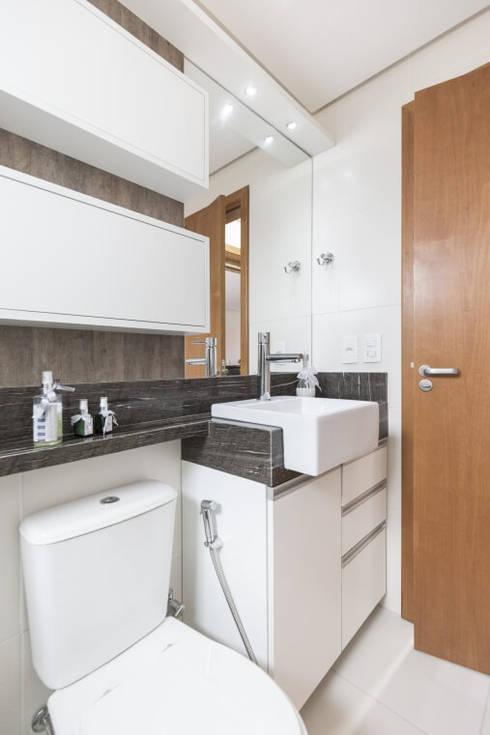 Apartamento GPF: Banheiro  por 151 office Arquitetura LTDA