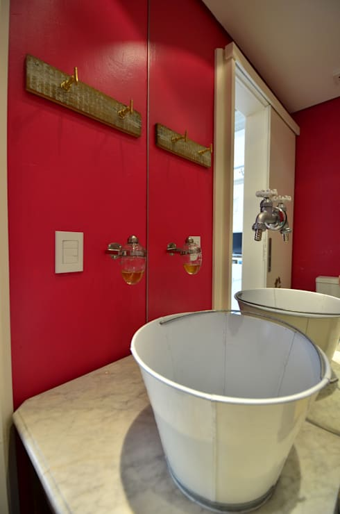 Bathroom by Daisy Dias | Interiores Criativos