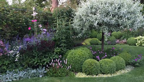 my cheshire garden silver pear caroline benedict smith garden design cheshire classic garden