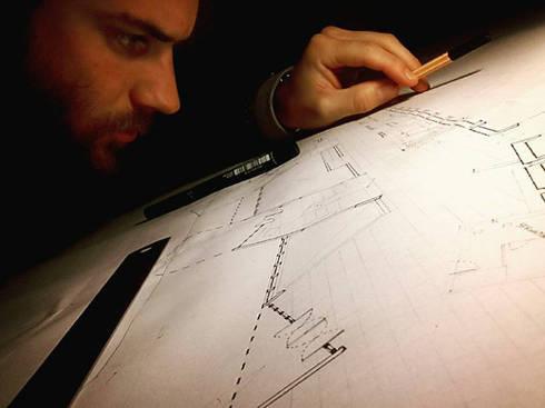 Felix Himmer : Yates y jets de estilo clásico por Studio Himmer