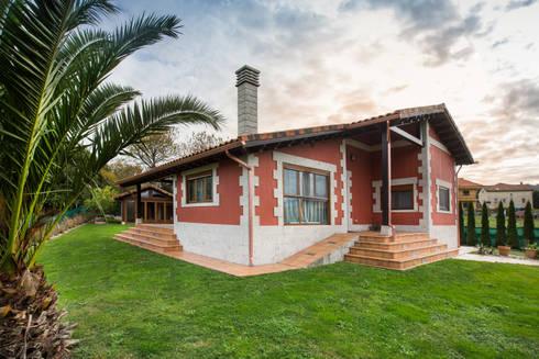 Gran villa por grupo eurocasa modular homify - Busco casa prefabricada ...