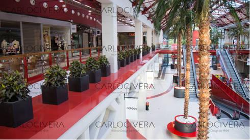 Exceptional Shopping Centres By Carlo Civera Interior Design Studio