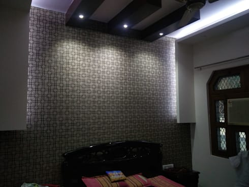 Walls by Fabros Interiors