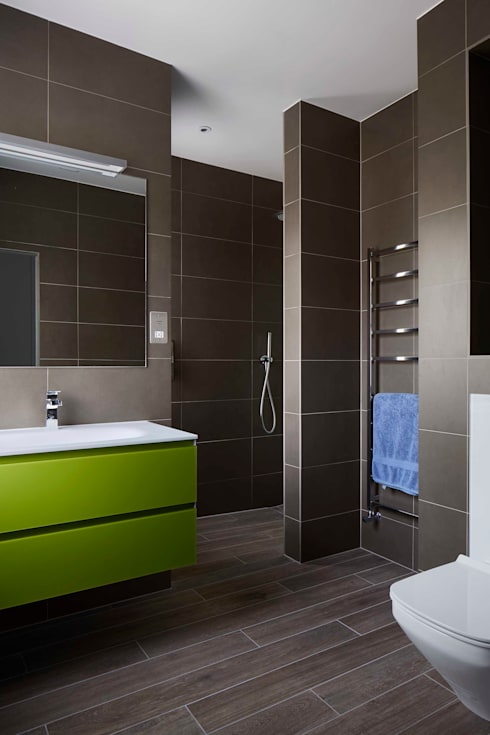 Bathroom by Andrew Mulroy Architects