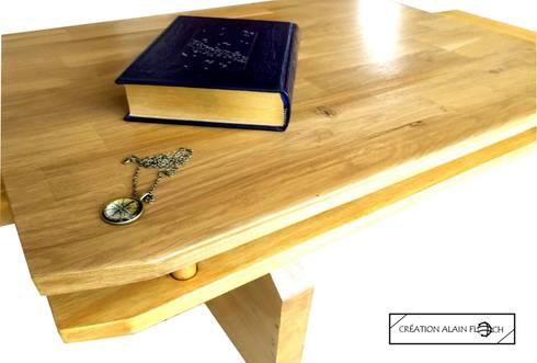 table basse feng shui de vpa design homify. Black Bedroom Furniture Sets. Home Design Ideas