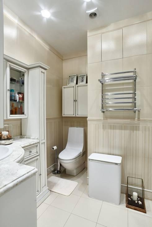 Ванная: Ванные комнаты в . Автор – Вира-АртСтрой