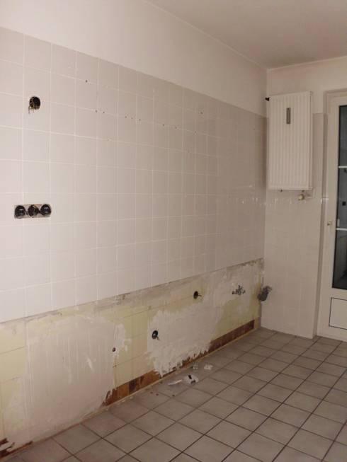 Ванные комнаты в . Автор – FH-Architektur