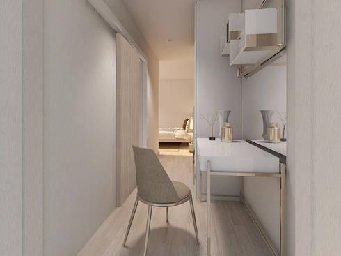 ออกแบบภายใน Noble Ploenchit :   by interiorBKK