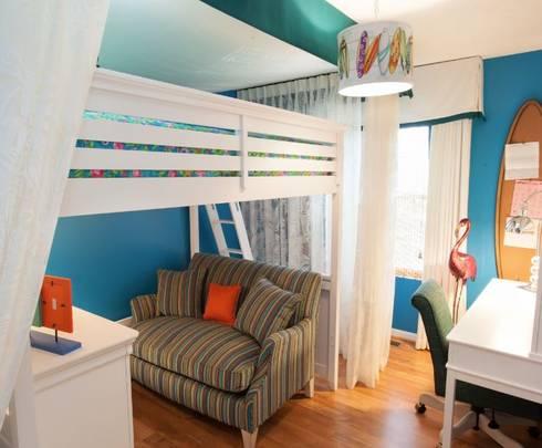 More interior ideas: classic Bedroom by Lux Design Associates