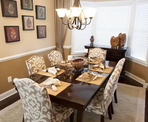 More interior ideas: classic Living room by Lux Design Associates