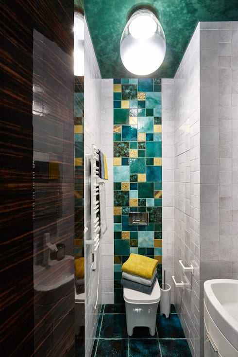 Ванная комната: Ванные комнаты в . Автор – Вира-АртСтрой