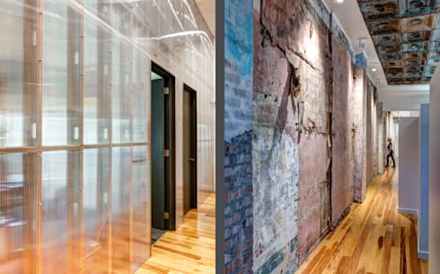 Bond Moroch, New Orleans Office:  Offices & stores by studioWTA