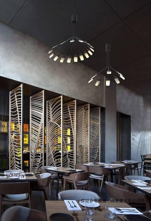 Umbrella: styl , w kategorii Domowe biuro i gabinet zaprojektowany przez ISD POLAND