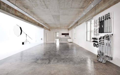 studio 2:  Exhibition centres by Till Manecke:Architect