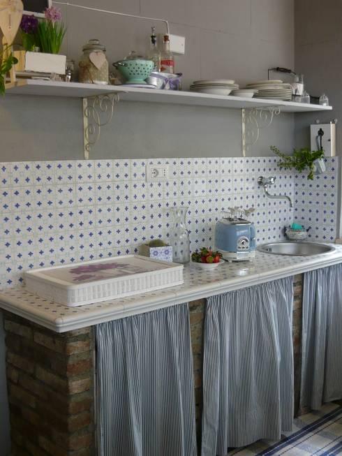 Cocinas de estilo  por Francesca Maria surace