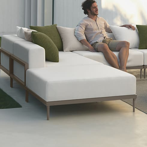 Un outdoor de tendance by homify for P a furniture kirkby