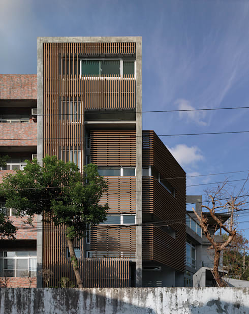 YS114 House:  房子 by 前置建築 Preposition Architecture