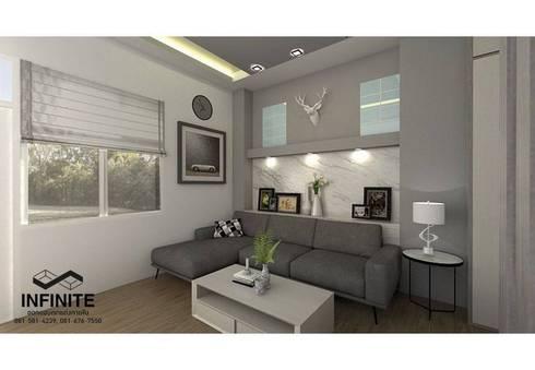 รีโนเวท ห้องคุณแม่ บ้านพี่บอยนาสาร:   by บริษัท สตูดิโออินฟินิท ดีไซน์ จำกัด