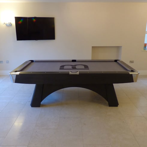 Professional Pool Table By Luxury Pool Tables Limited Homify - Luxury billiards table