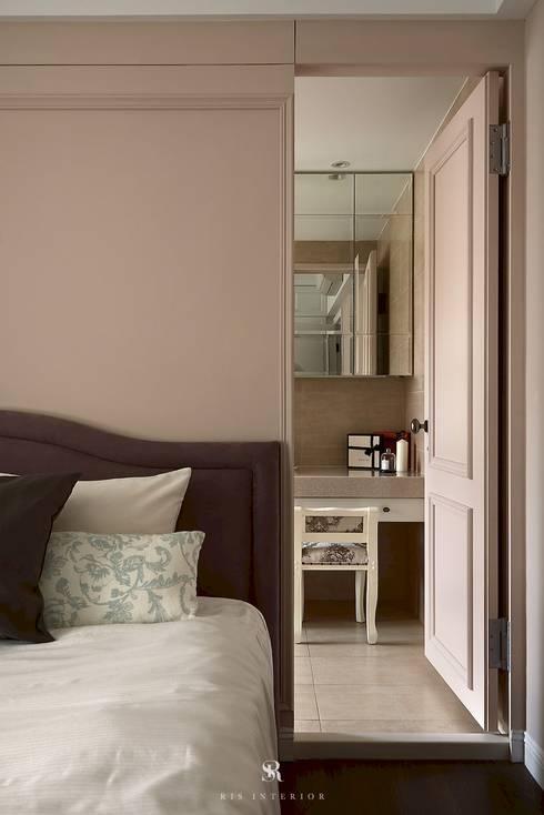 M.Maisonnette:  衛浴 by 理絲室內設計有限公司 Ris Interior Design Co., Ltd.