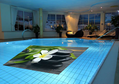 Placas de cer mica piscinas y spa por fotoceramic homify - Piscinas y spas ...