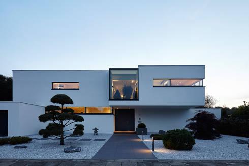 Falke Architekten Köln villa in dormagen falke architekten homify
