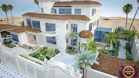 Architecture Masterpieces of Katrina Antonovich  : classic Houses by Luxury Antonovich Design