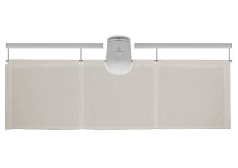 The Sensu Punkah Deckenfächer: moderne Wohnzimmer von Oliver Kessler Design GmbH