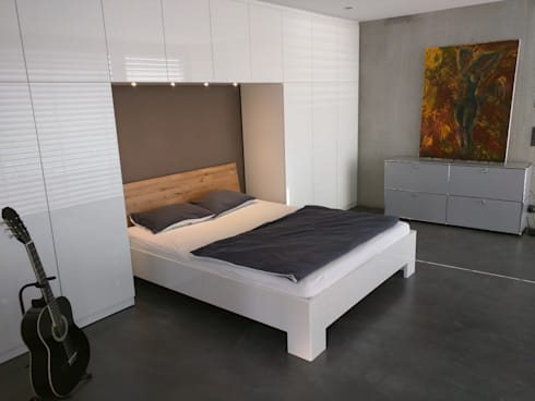 Einbauschrank - Schlafzimmer von schrankwerk.de | homify