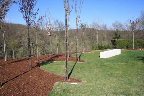 I giardini di marzo di a3paesaggio homify for I giardini di marzo