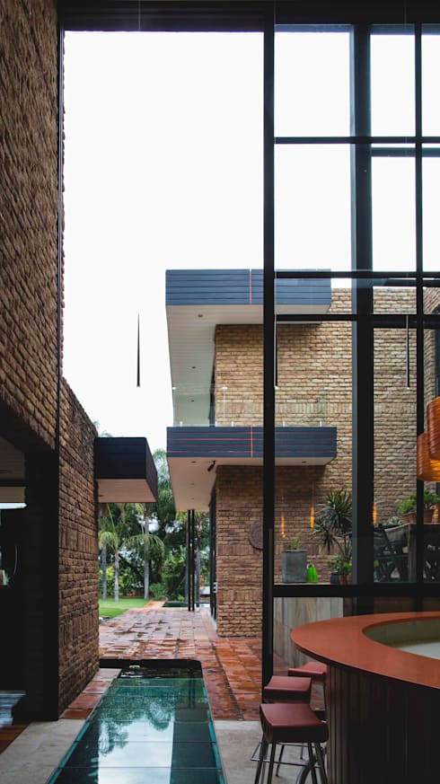 House Hoffman:  Windows by Swart & Associates Architects