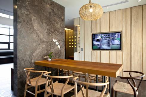 心靈會館:  餐廳 by Zendo 深度空間設計