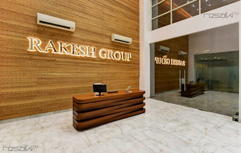 RAKESH GROUP:   by Resaiki Interiors