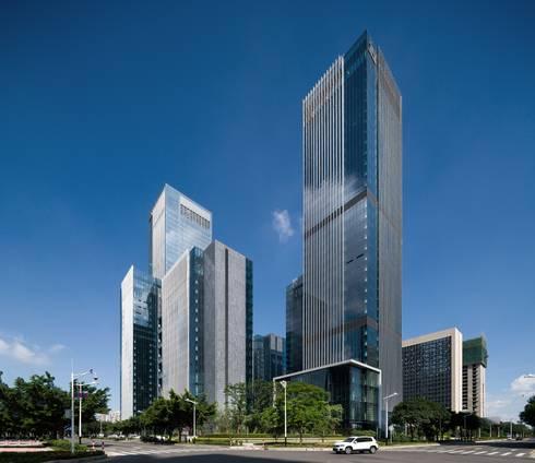Poly Business Centre, Shunde, China:   by Aedas