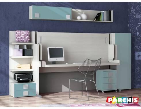 Muebles convertibles para espacios reducidos en albacete for Muebles juveniles para espacios reducidos