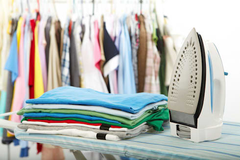 Ironing & Laundry:   by Cleaning Services Pretoria