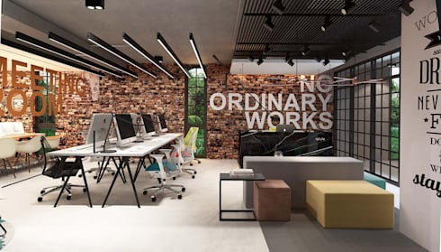 THE N/O/W STUDIO:   by TOFF (Thailand) Company Limited