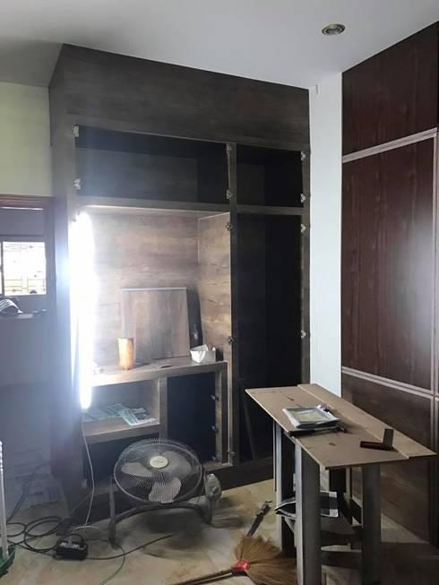 งานรีโนเวทตกแต่งภายใน บ้านคุณใหม่ PSI:   by a015studio