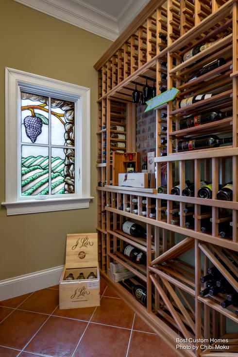 ห้องเก็บไวน์ by Chibi Moku