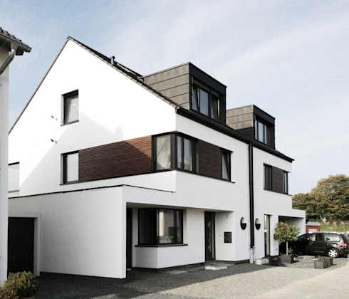 Aachen Alter Tivoli : haus bs i doppelhaus aachen alter tivoli von gug architekten homify ~ Markanthonyermac.com Haus und Dekorationen
