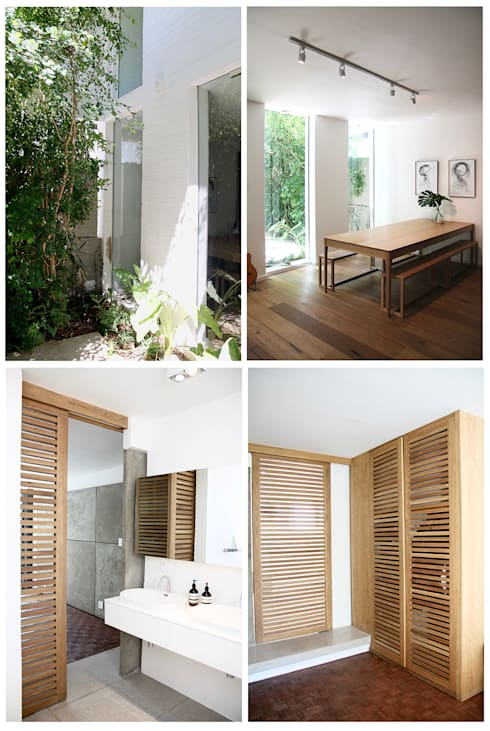 Hyde Park Apartment: minimalistic Living room by Metaphor Design