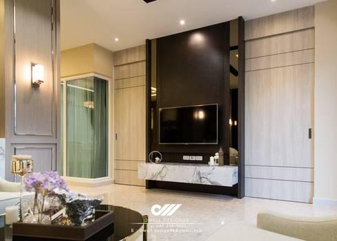 Grand Bangkok Boulevard Praram9-Srinakarin :   by dwell design88