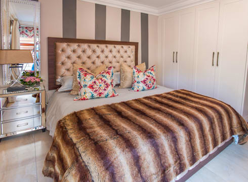 Bedroom. : classic Bedroom by Carne Interiors