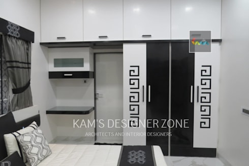 Study Room Design: modern Study/office by KAM'S DESIGNER ZONE