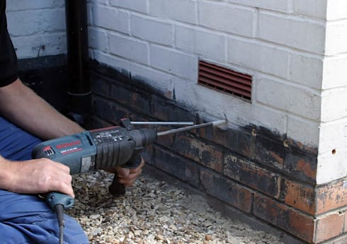 Damp Proofing and Wall Treatment:   by Waterproofing Cape Town